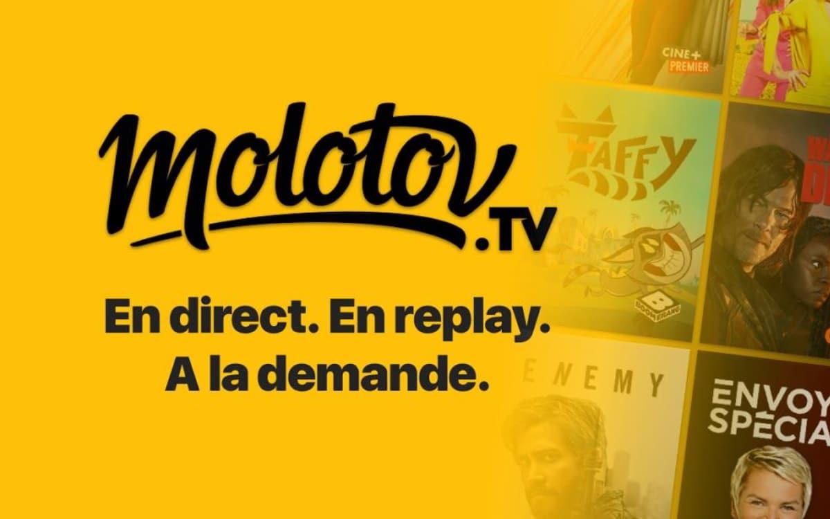Molotov compte 12 millions d'utilisateurs et améliore ses offres payantes