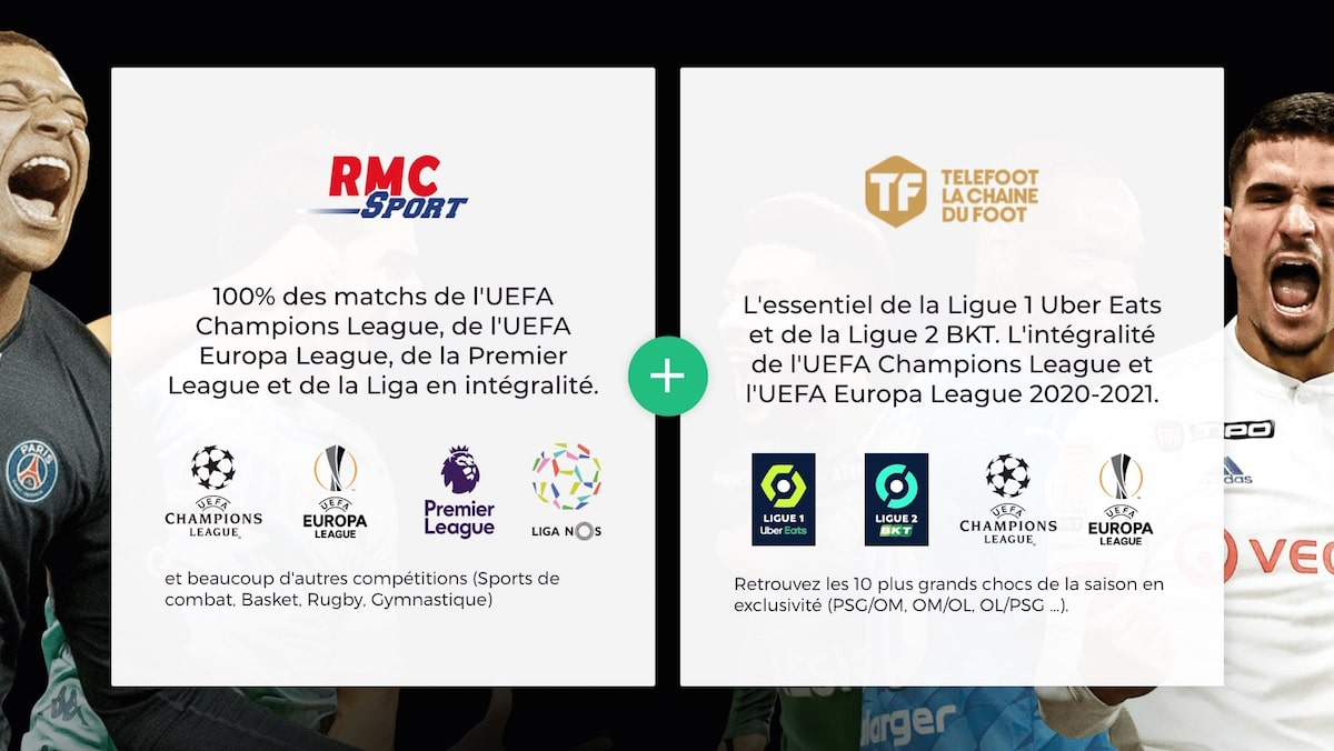 Take Advantage Of This Good Rmc Sport Telefoot Plan To Watch The Matches