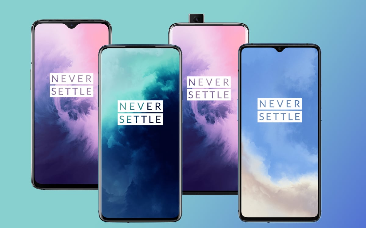 oneplus 7 7t android 11 mise jour