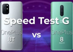 oneplus 8 8t speed test
