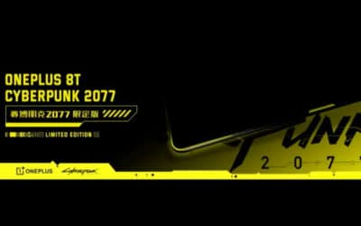 oneplus 8T cyberpunk 2077