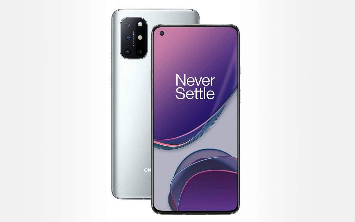 oneplus 8T meilleur smartphone rapport qualité prix
