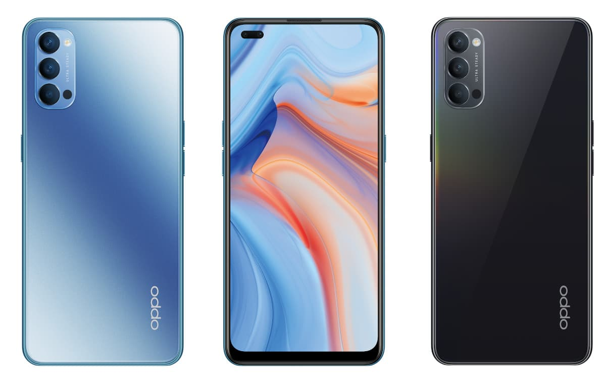 oppo reno 4 5g official