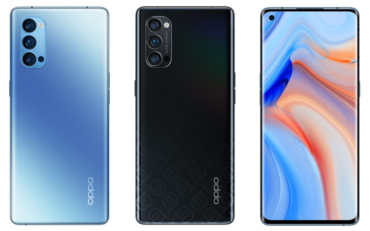 oppo reno 4 pro 5g official
