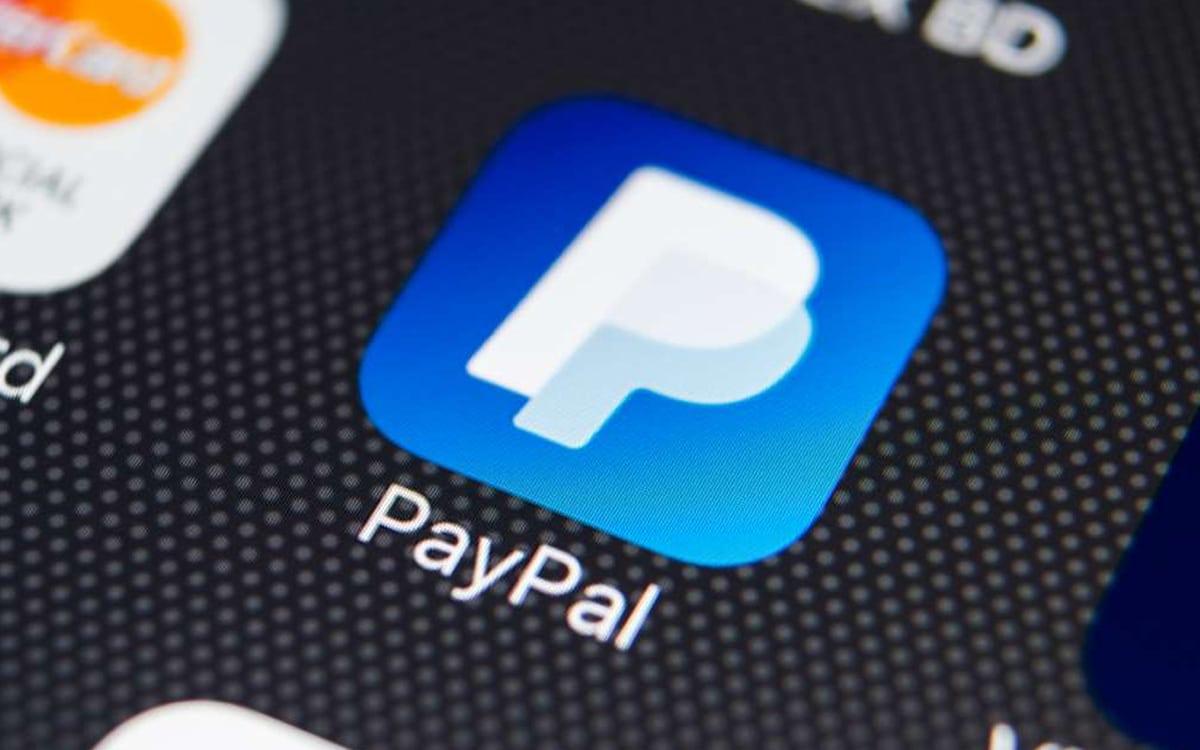 PayPal frais inactivité