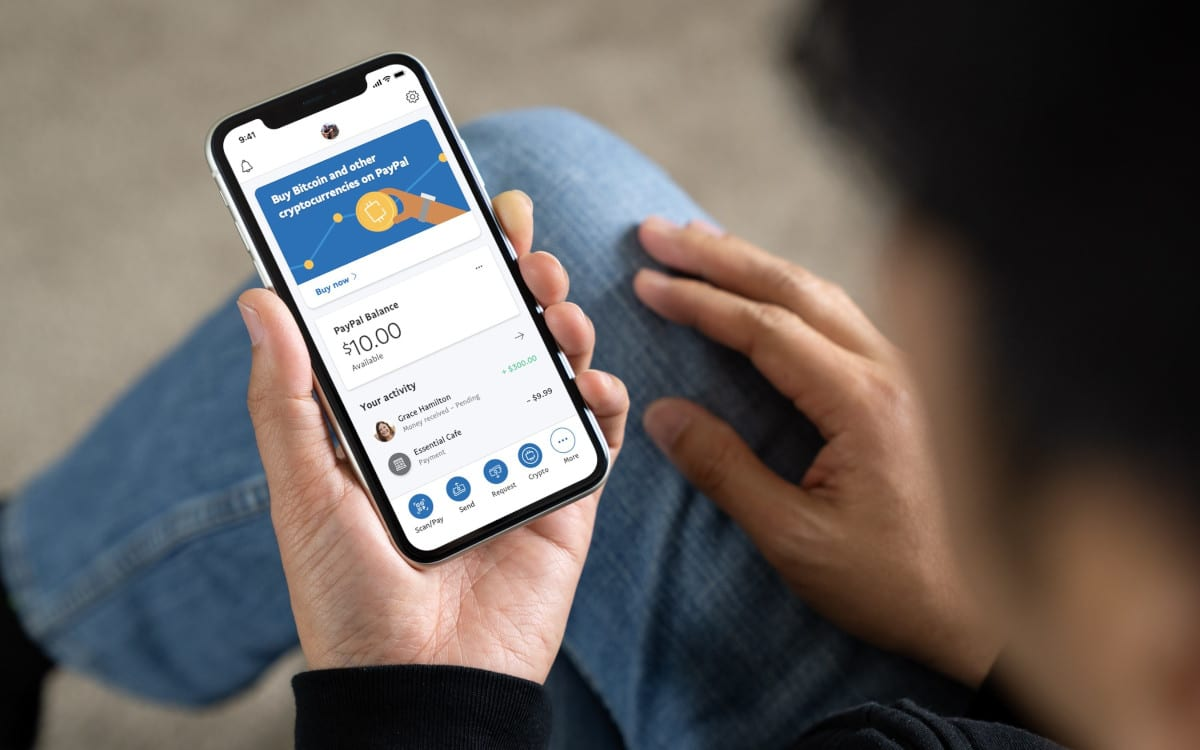 paypal prise en charge bitcoin
