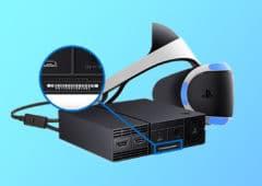 ps5 casque psvr adaptateur sony offre