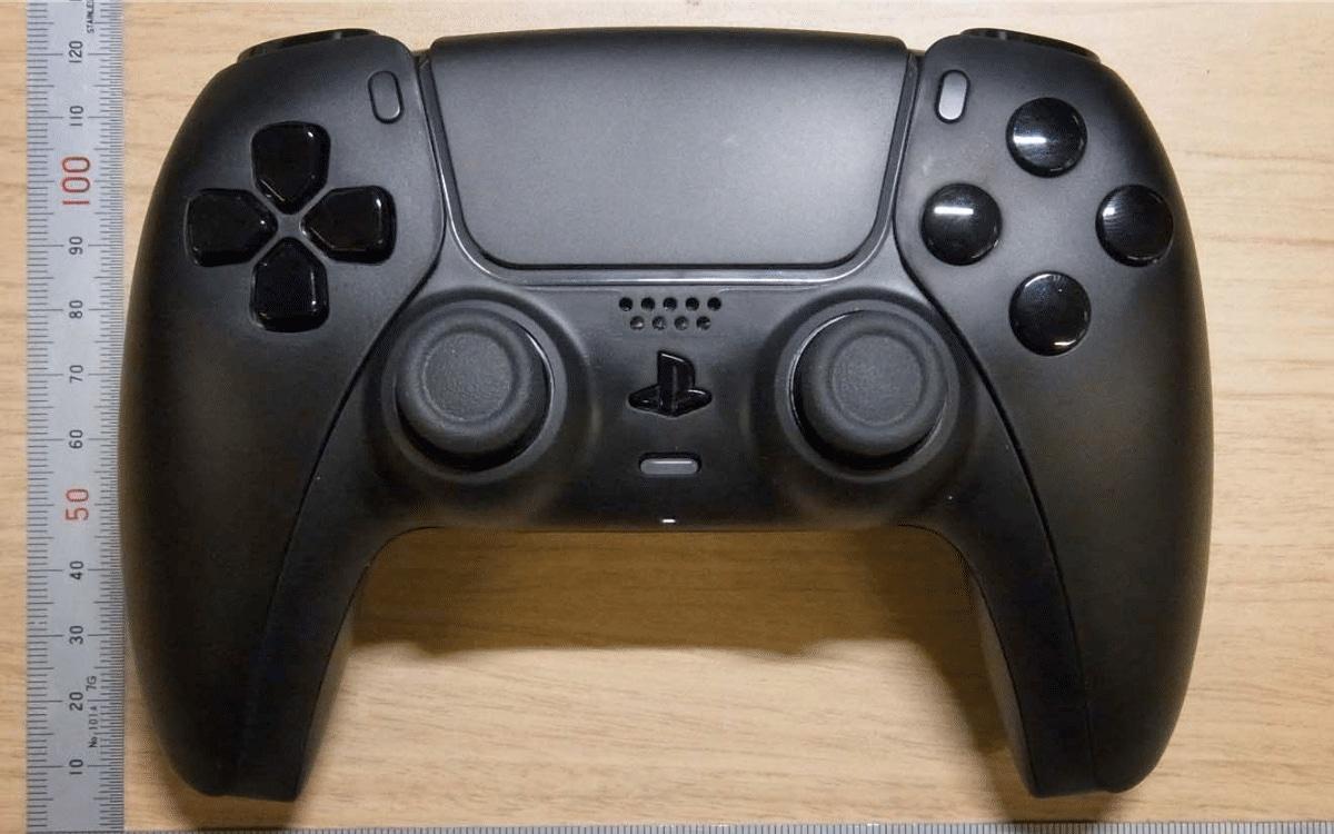 PS5 DualSense Noir Black