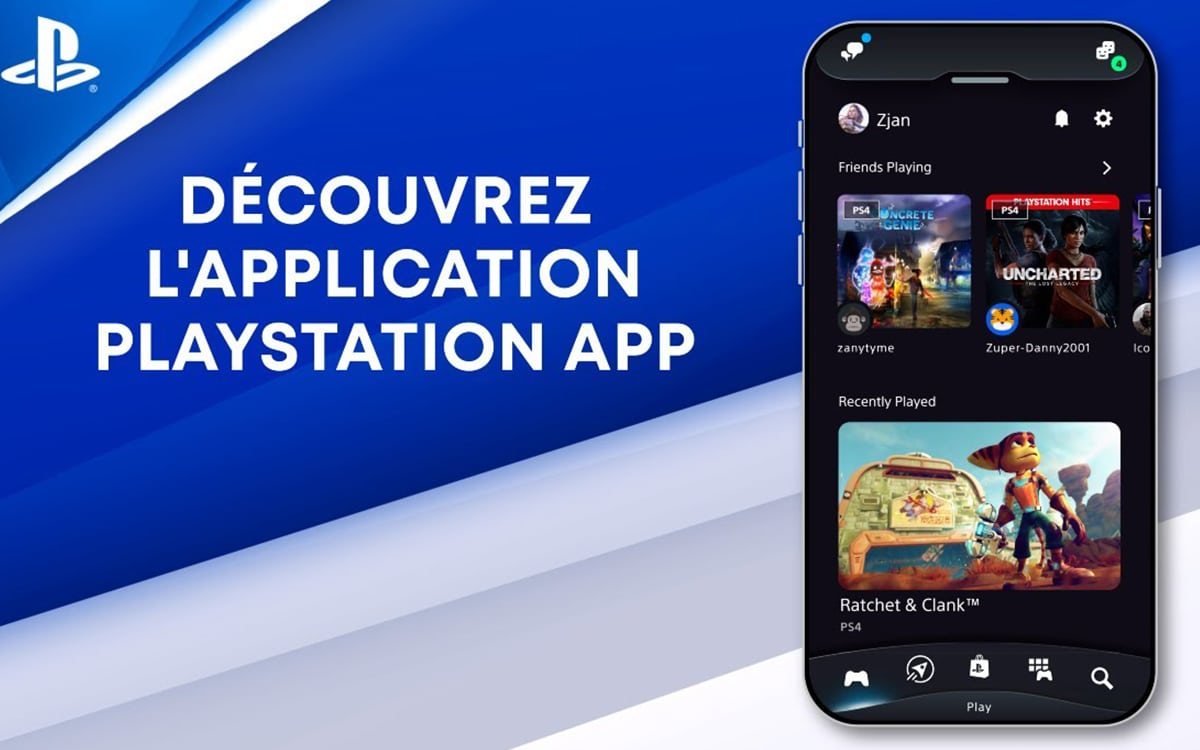 ps5 sony revoit application playstation