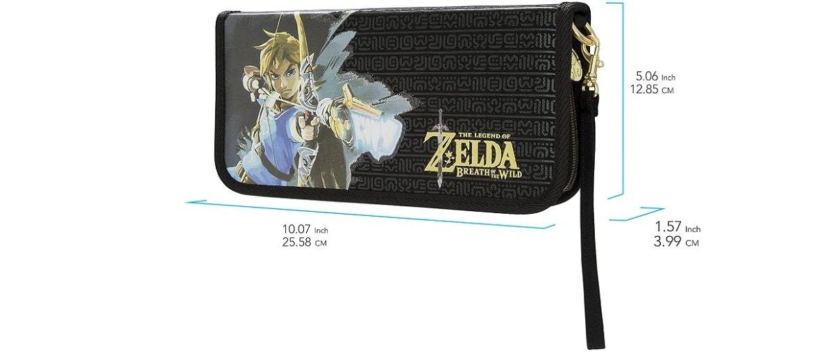 Sac de rangement Zelda - Nintendo Switch