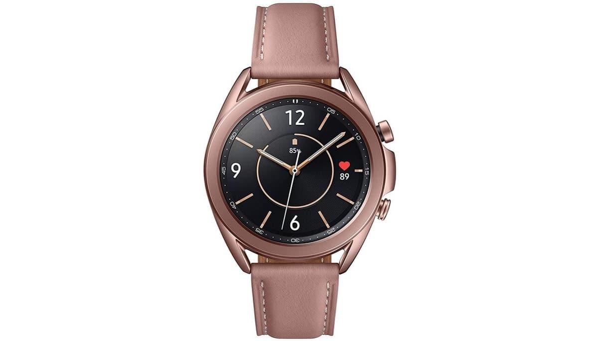 Samsung Galaxy Watch 3 pas chère