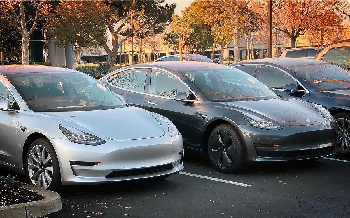 Tesla Model 3 livraisons