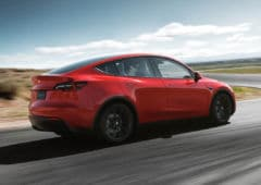 tesla model y ventes anticipees
