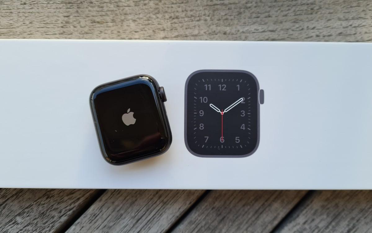 test apple watch se