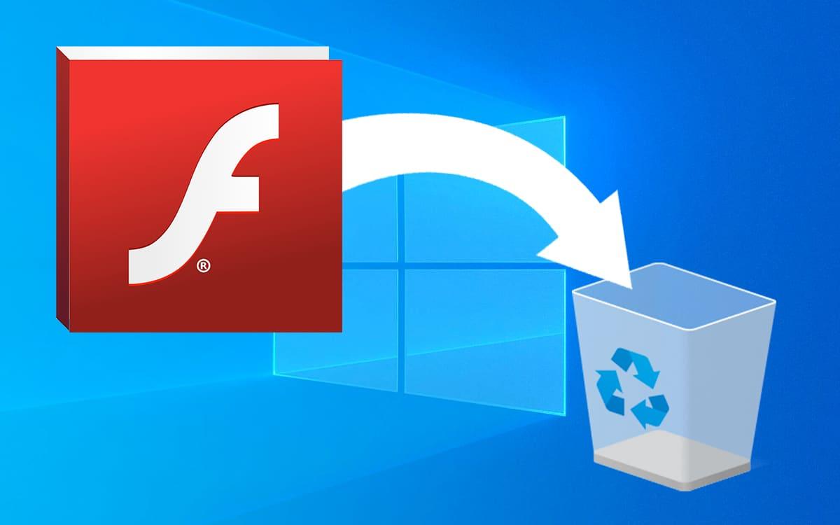 Flash Windows 10