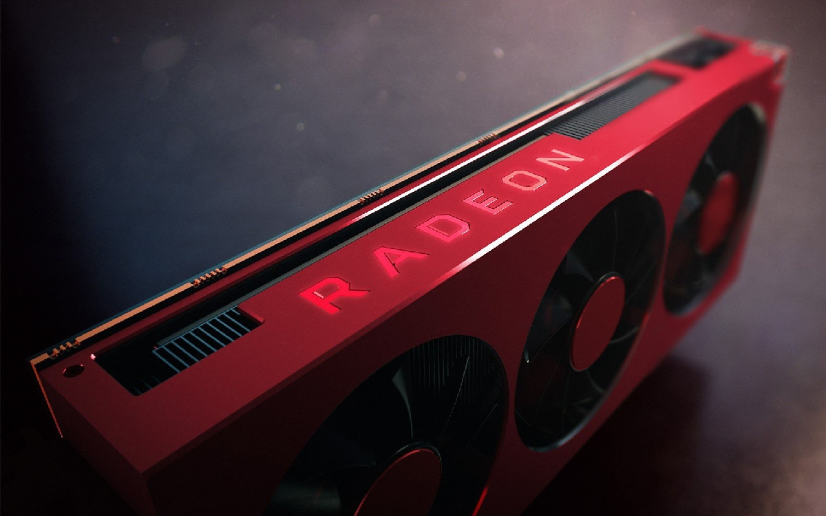 GPU Radeon AMD RDNA 2