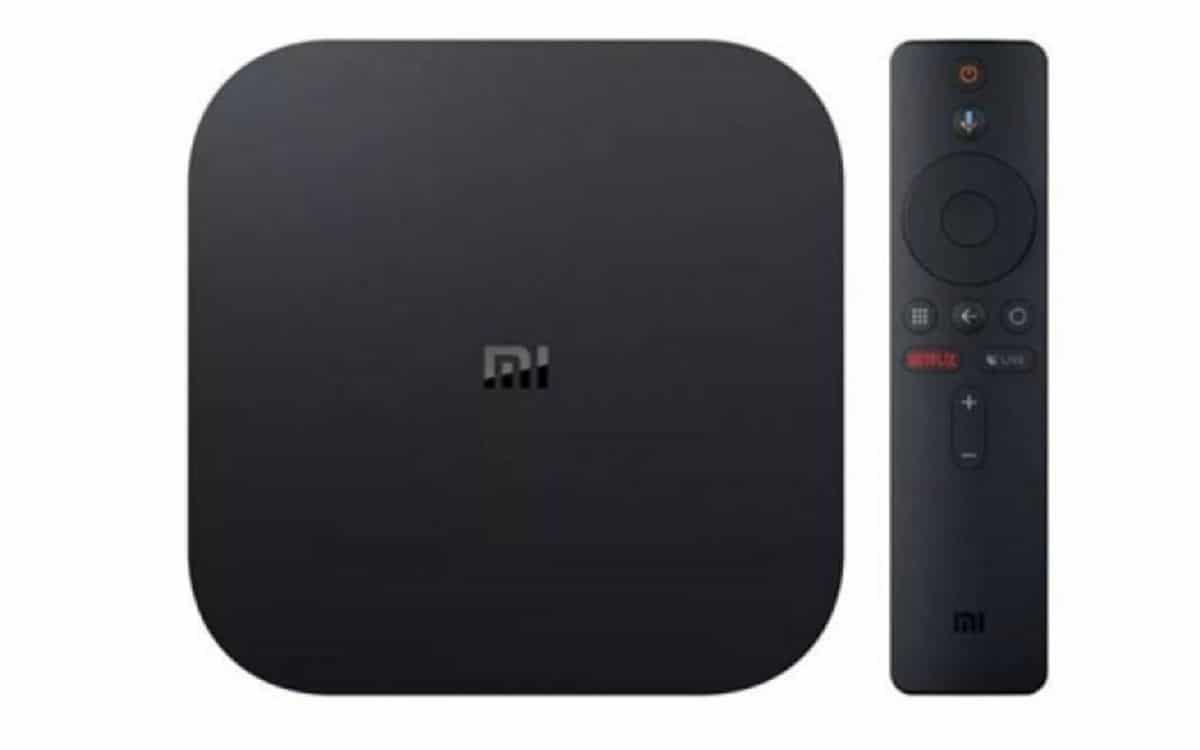 xiaomi mi box 3 mise à jour android tv 9