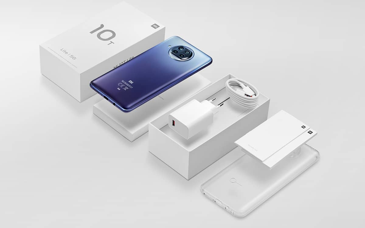 xiaomi réduit taille boîtes smartphones sans enlever chargeur