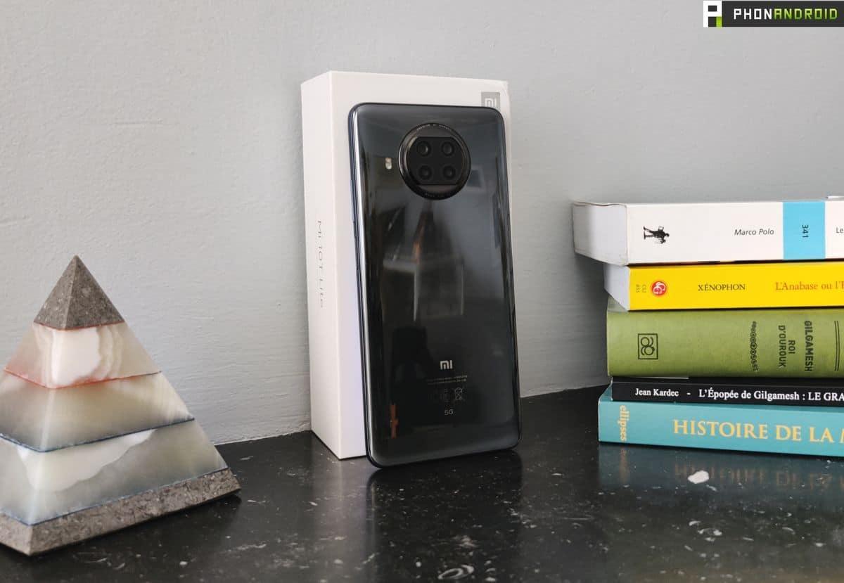The Xiaomi Mi10 T Lite