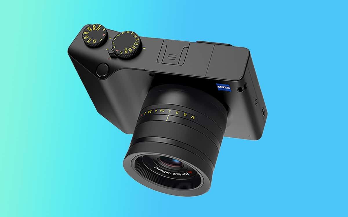 zeiss xz1 appareil photo android