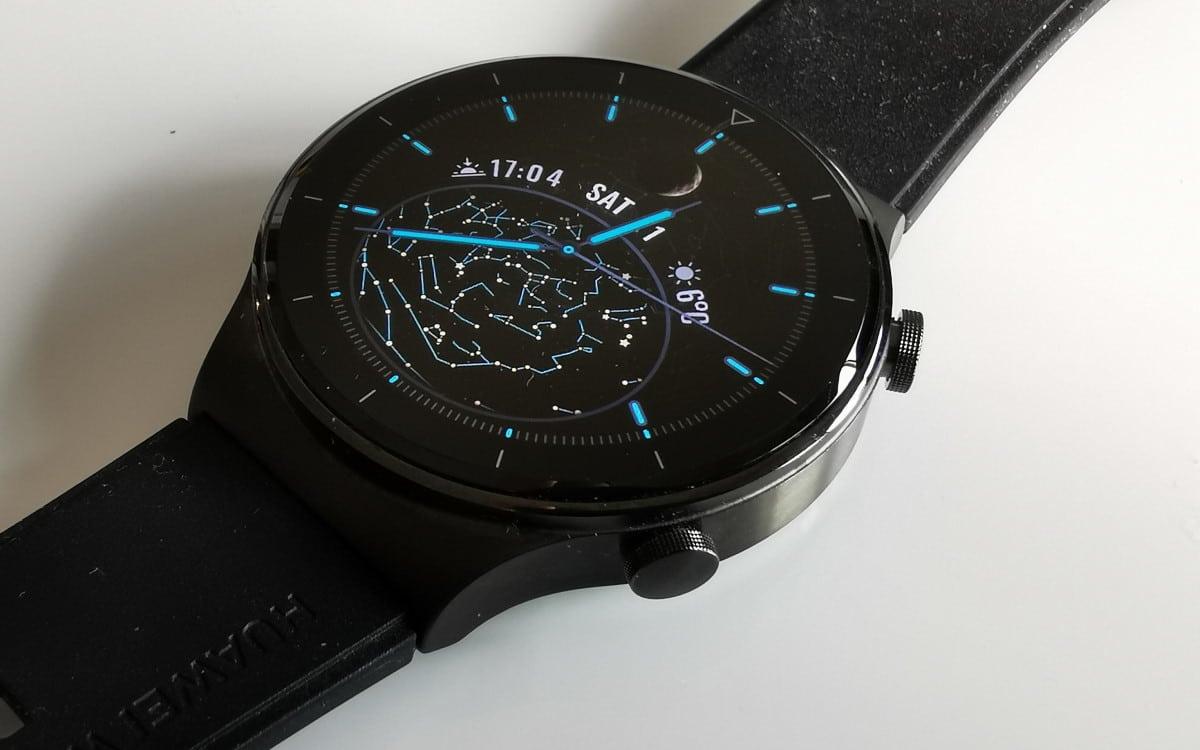 Huawei Watch GT2 Pro boutons