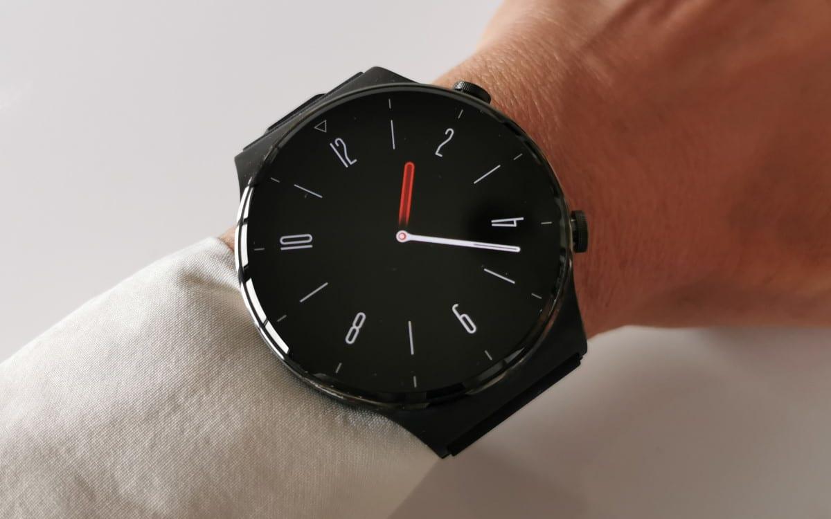Huawei Watch GT 2 Pro always on