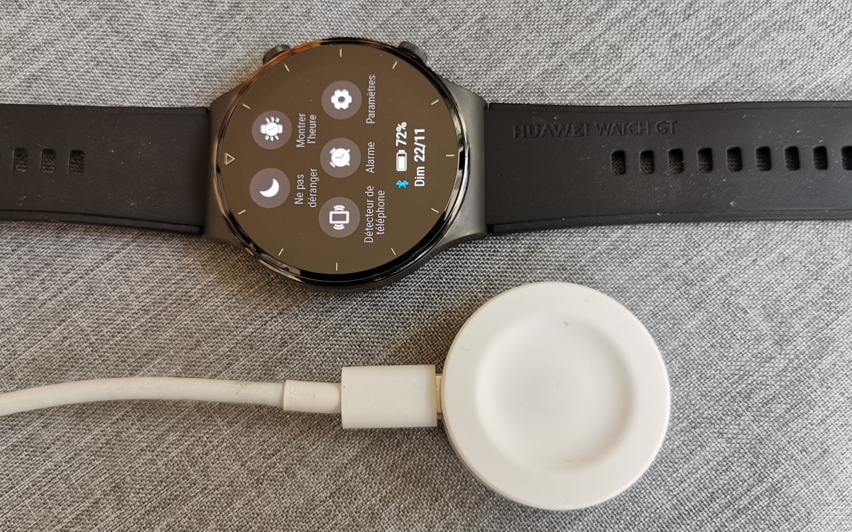 Huawei Watch GT 2 Pro chargeur
