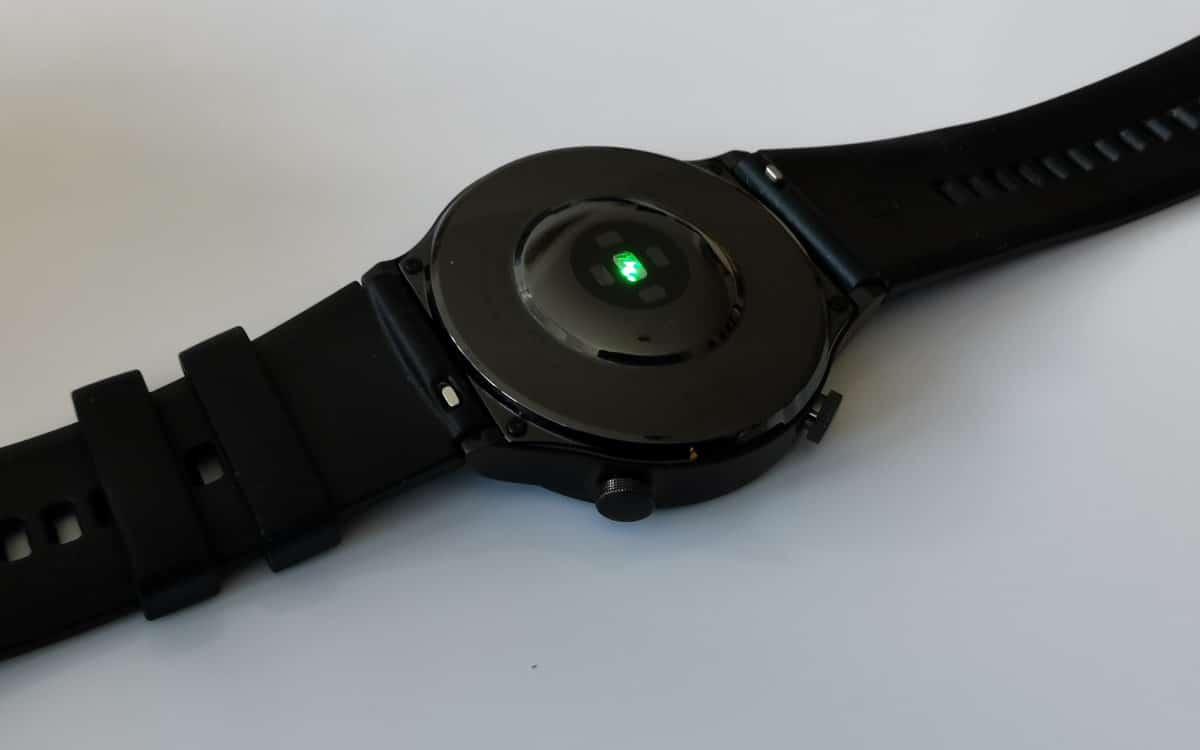 Huawei Watch GT 2 Pro cardiofm