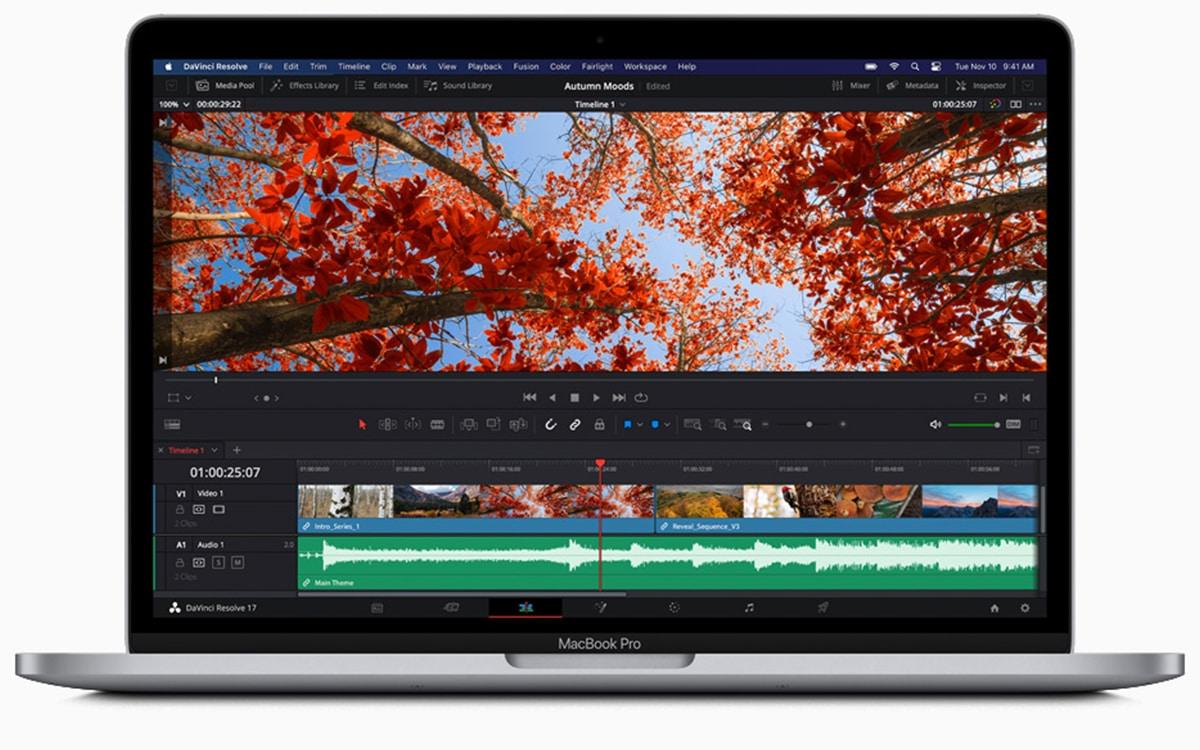 Apple macBook Pro 13 pouces ARM M1
