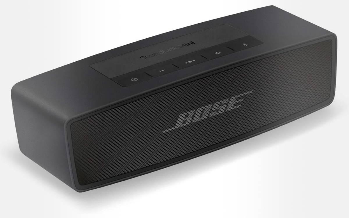 enceinte Bose SoundLink Mini II pas chère