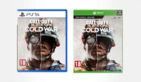 Call of Duty Black OPS Cold War meilleur prix