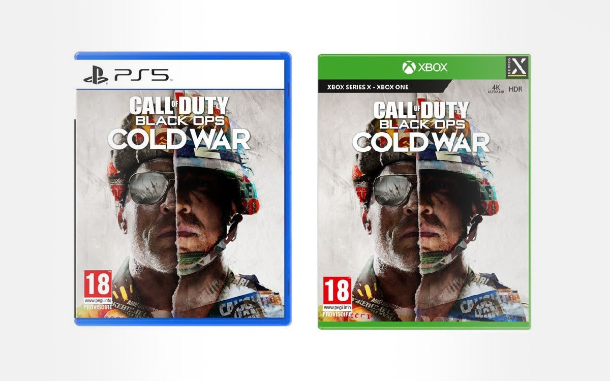 Call of Duty Black OPS Cold War meilleur prix