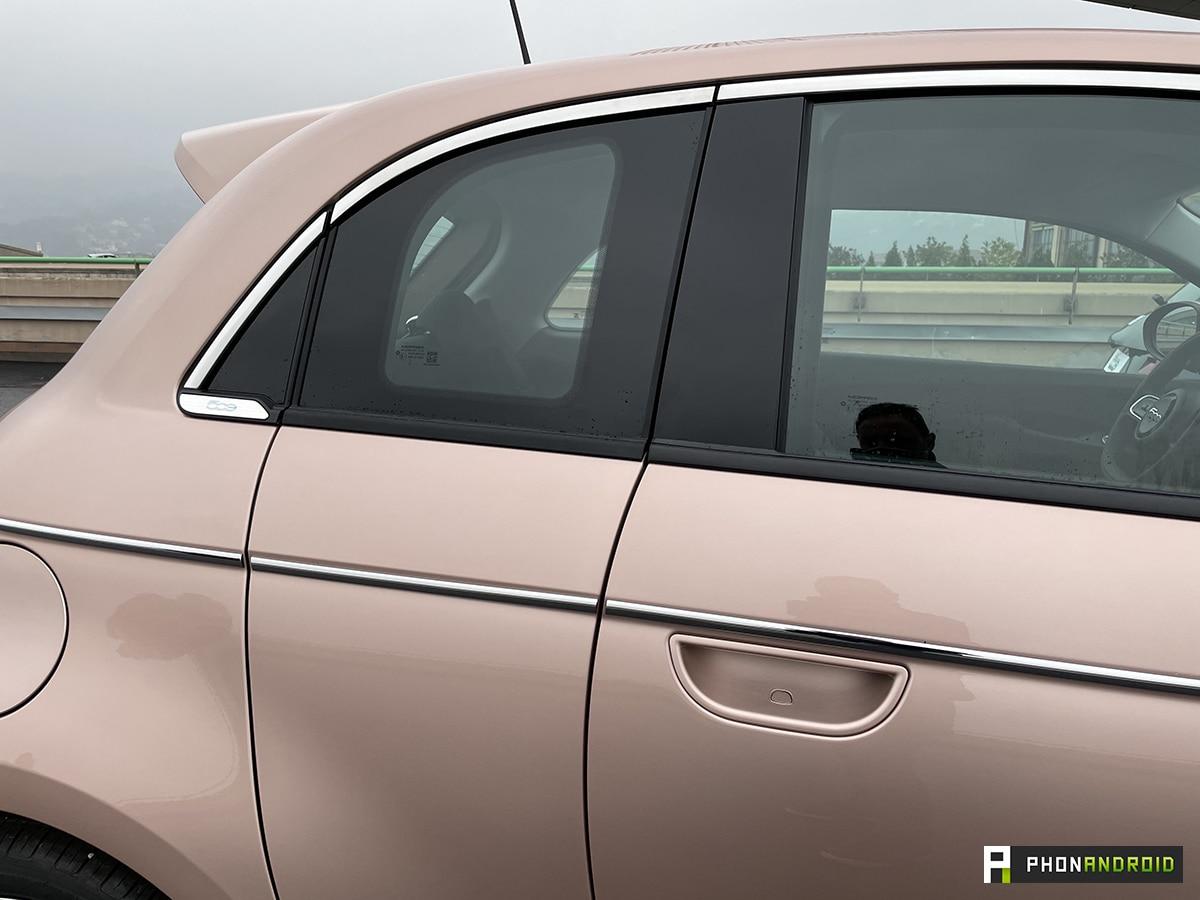 Fiat 500e 500 3 + 1