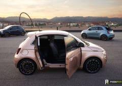 Gamme Fiat 500e