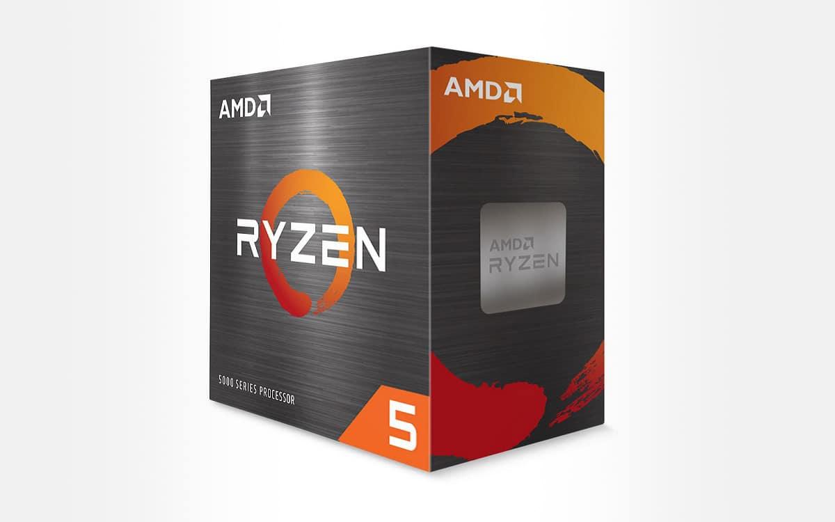 Processeurs AMD Series 5000 meilleur prix