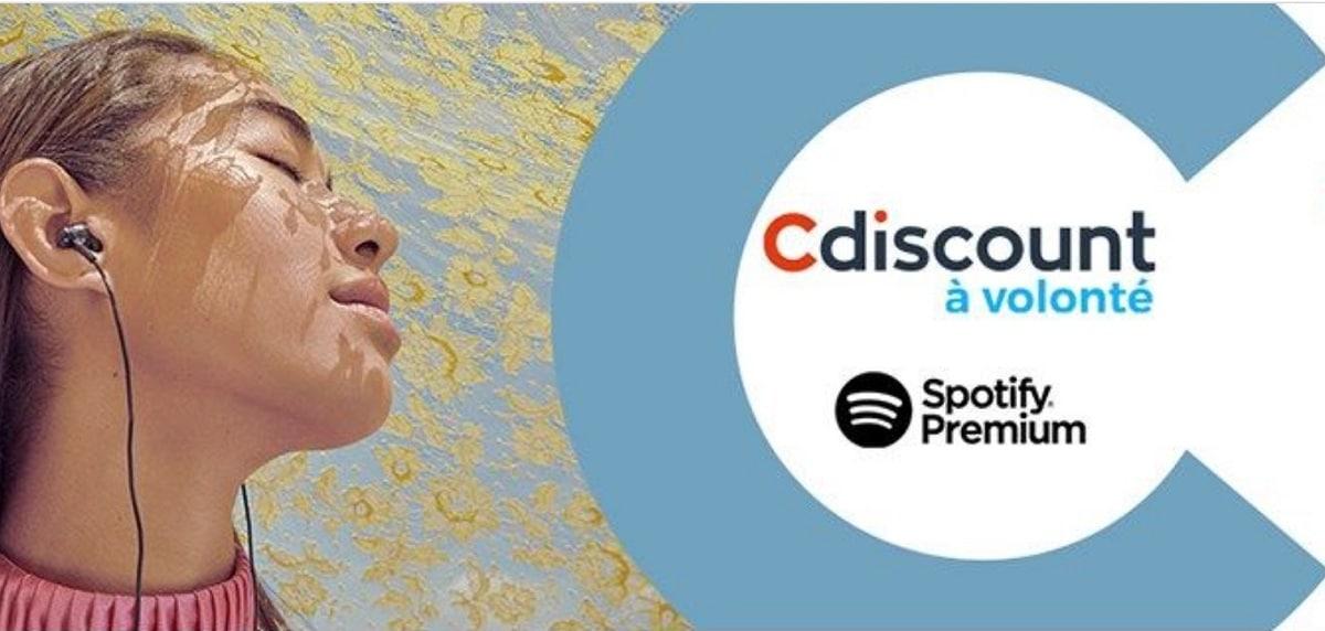 Spotify Premium CDAV