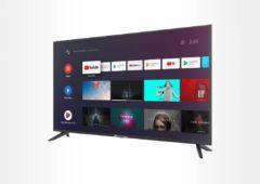 TV LED 4K UHD 50 pouces Continental Edison