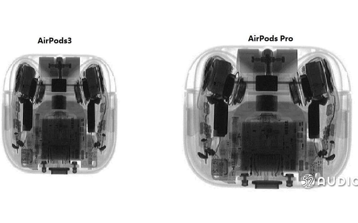 airpods 3 boîtier