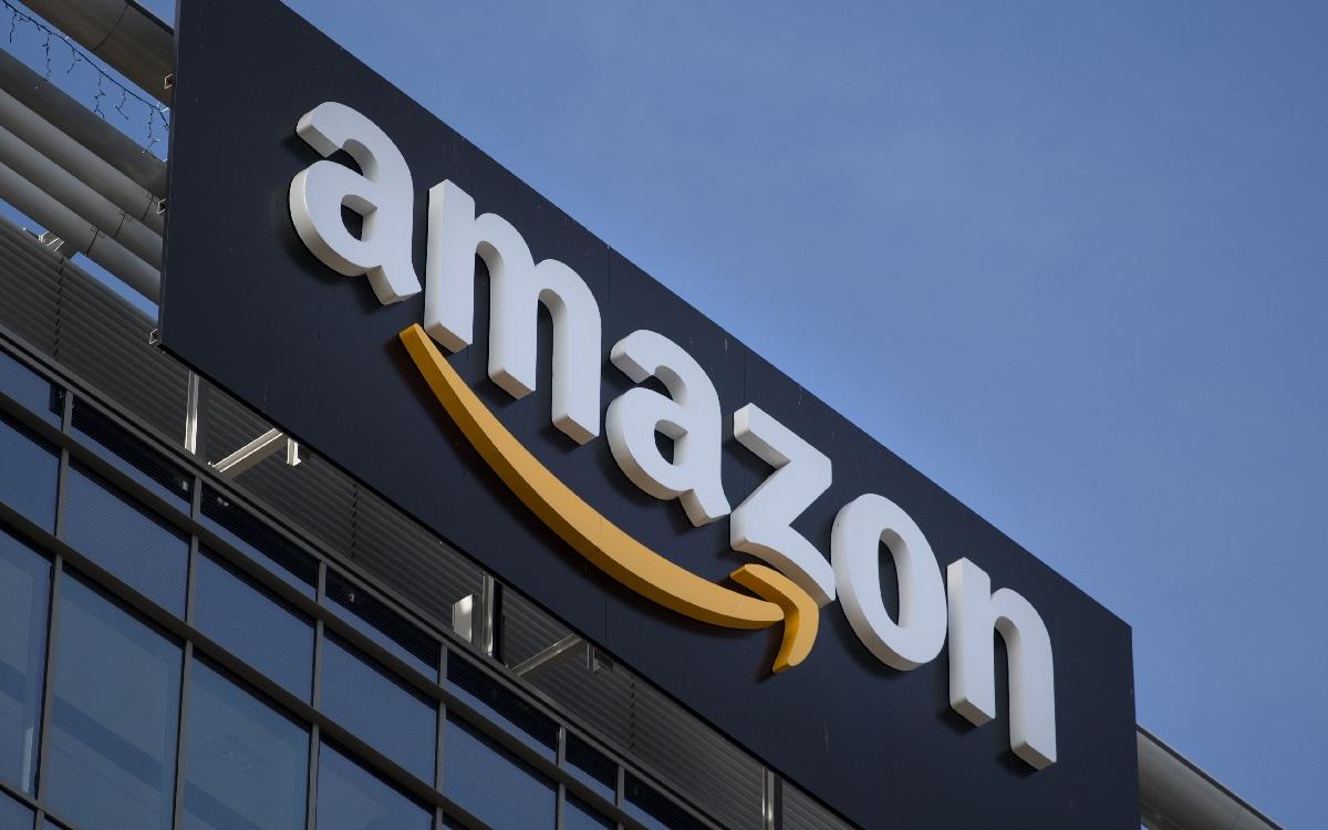 Entrepôt Amazon