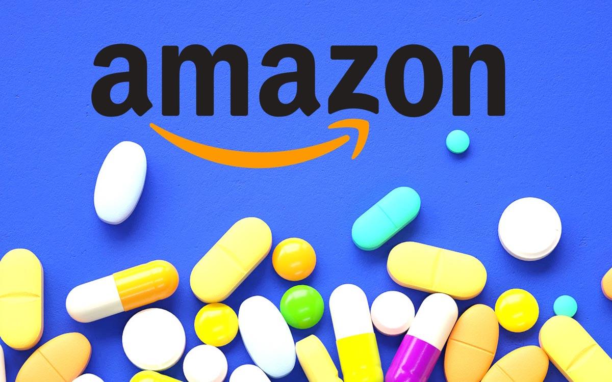 Amazon devient une pharmacie en ligne