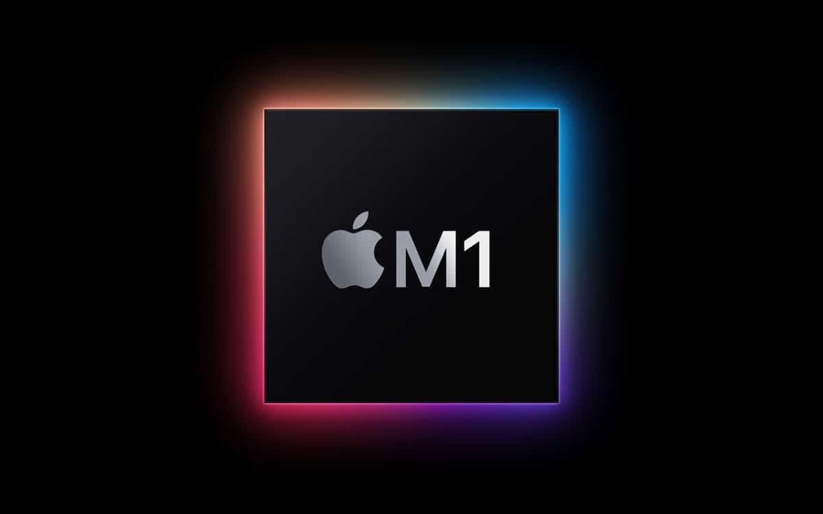 M1 puce Apple