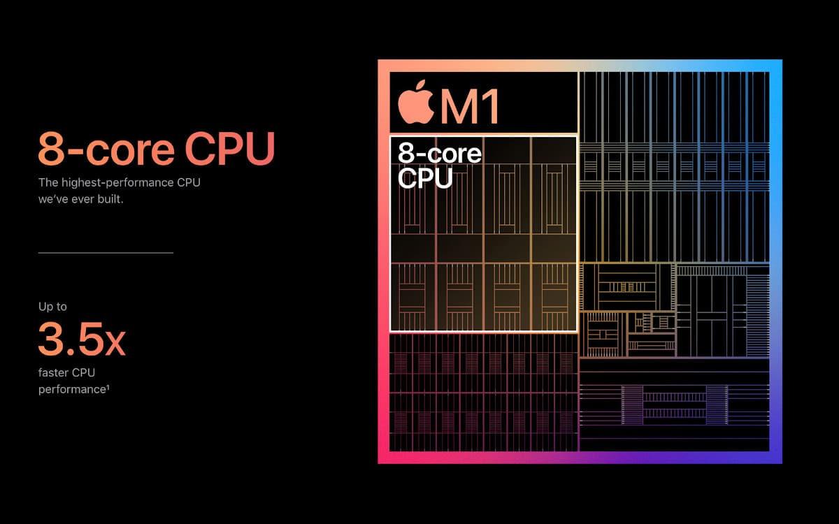 apple m1 test geekbench
