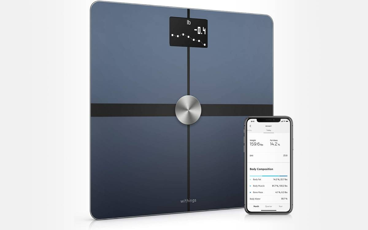 balance Withings Body+ en promotion