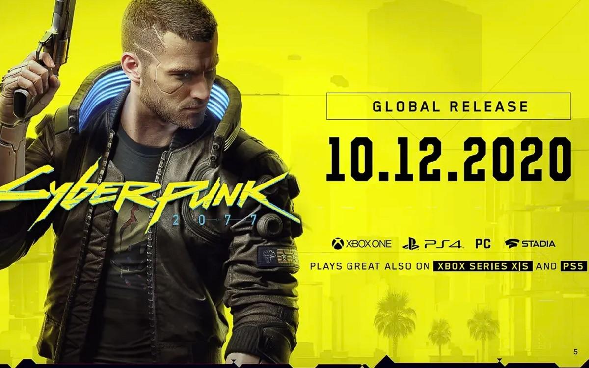 Cyberpunk 2077 sortie 10 décembre 2020