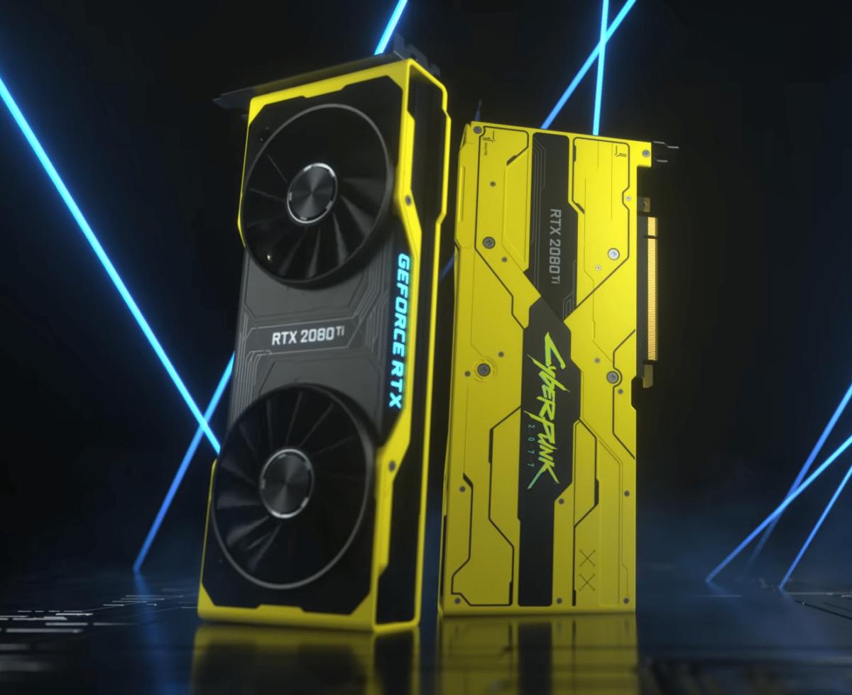 Cyberpunk 2077 Nvidia GeForce 2080 Ti