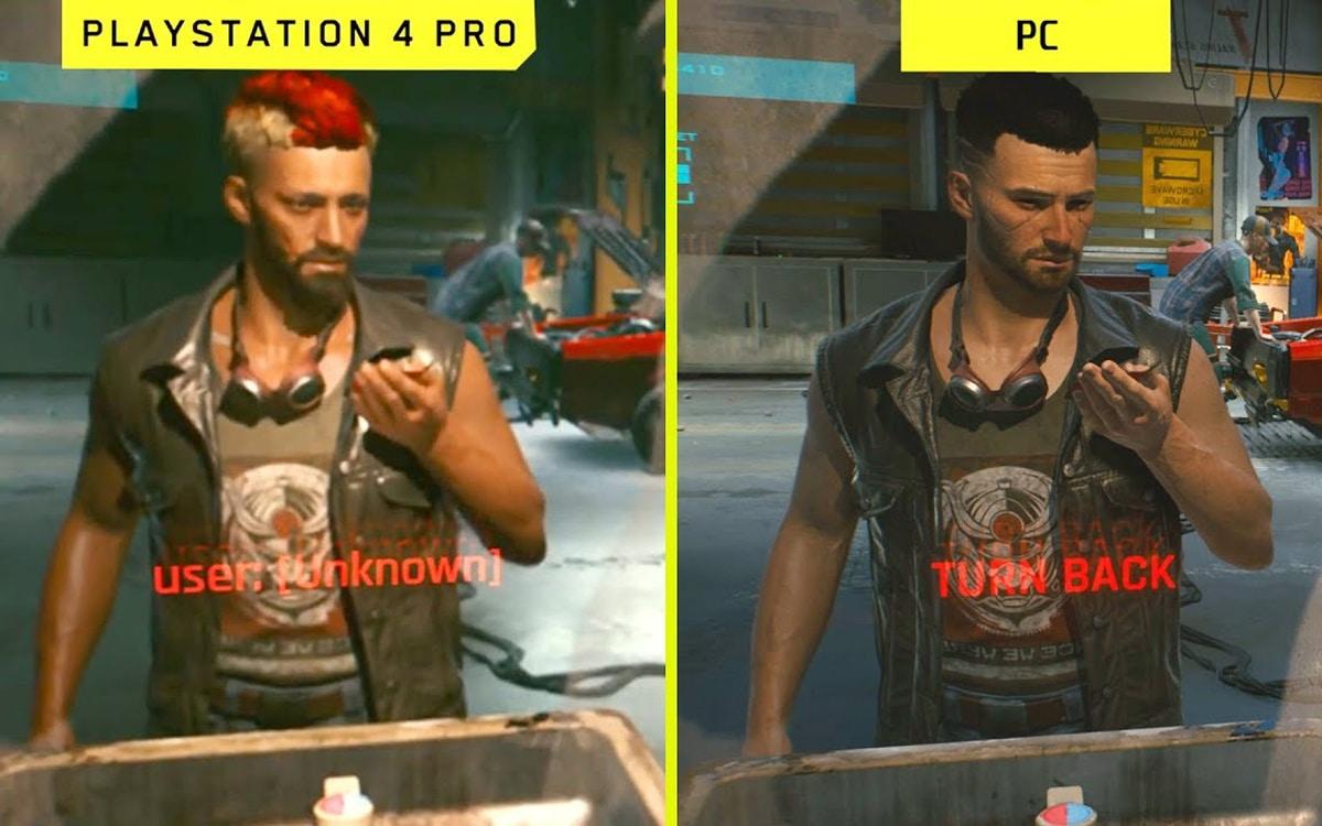 cyberpunk comparo