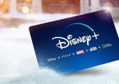 disney plus carte cadeau