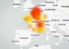 downdetector free iliad outage