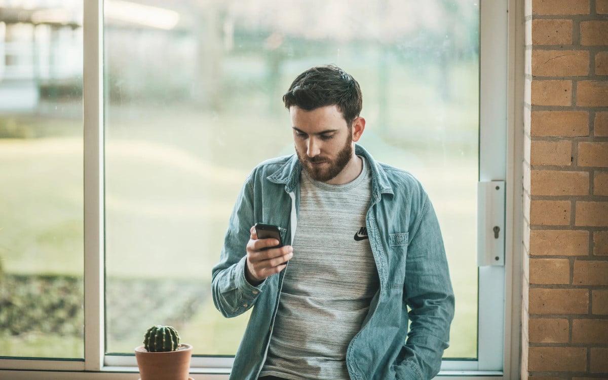 etude temps passe sur un smartphone