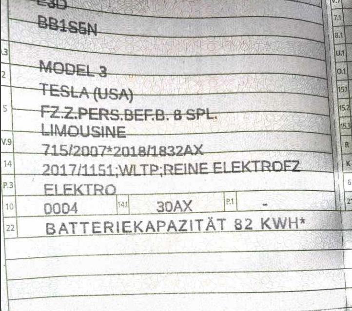 document Tesla